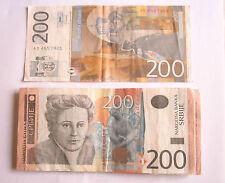 1 billet 200---dinara-2013---SERBIE-TB++++