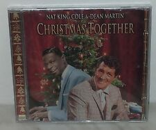 CD DEAN MARTIN & COLE - CHRISTMAS TOGETHER - NUOVO - NEW