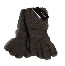Barts Gants Amelie Gants S/M GRIS TAUPE Gants tricotés hiver