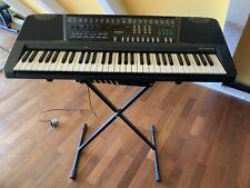 Casio CT-770 elektrisches piano Keyboard mit touch response 61 keys und Ständer