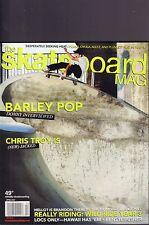 Skateboard Mag April 2008 Barley Pop, Chris Troy 020817DBE