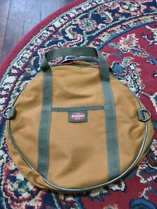 Bucket Boss Cable Bag Soft Tote Original Tool Storage Carrying Case Brown