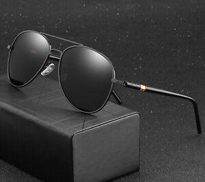 Mens Sunglasses Vintage Polarized Design Sun Glasses Driving Eyewear Uk