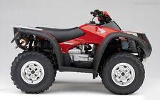 Honda TRX 680 FA / FGA ATV / QUAD Workshop Service and Repair Manual CD PDF