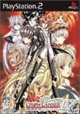 Used PS2 Growlanser IV: Wayfarer of Time  SONY PLAYSTATION JAPAN IMPORT