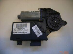 444647 Motore Alzacristalli Sinistro Anteriore Peugeot 307 Break 9634457580