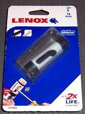 "3/4"" Lenox Tools 1771952 3/4"" Bi-Metal Speed Slot Hole Saw"