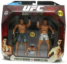 Lyoto Machida Vs Shogun Rua UFC 104 Jakks Pacific Action Figures