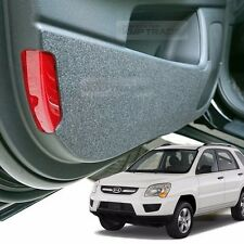 Felt Door Shield Cover Scratch Sticker Kick Protector for KIA 2005-2010 Sportage