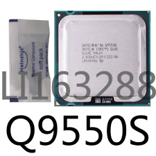 Intel Core 2 Quad Q9550S 2.83GHz Quad-Core LGA775 CPU Processor