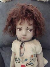 antique 20 inch lenci child doll original 1920s