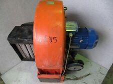 KLÖCKNER WÄRMETECHNIK KL 60 RG Ölbrenner Gebläserbrenner Radialgebläse #4835