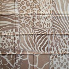 Hermes Beige CW05 2010 PELAGES ET CAMOUFLAGES Twill 90 carre tusch scarf Honore