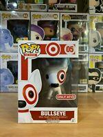 Funko Pop! #05 Bullseye - rare - vaulted - condizioni perfette - ad icon