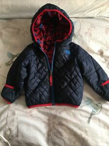 Baby's  The North Face Padded Reversible Jacket 12 Months