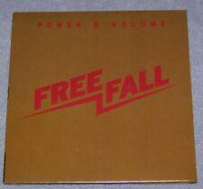 Free Fall - Power & Volume - 7'' Germany - Nuclear Blast NB 3027-1 black vinyl