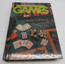 THE COMPLETE BOOK OF INDOOR GAMES CARDS DICE AND MORE
