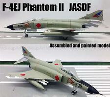 Japan JASDF F-4EJ F-4 Phantom II supersonic aircraft 1:100 diecast Model plane