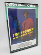 The Brother From Another Planet Dvd (1984) Great alt Sci-fi film, Like-new