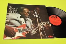 JIMMY REED LP BEST OF ORIG UK 1968 EX TOP JOY BLUES !!!!!!!!!!!!!!!!!!!