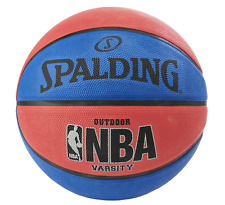 Spalding Nba Street Basketball Official Size 7 (29.5'') Red/Blue Free Shipping