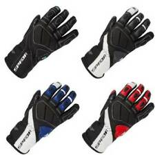 Leather Motorcycle Gloves Spada Goatskin Exact