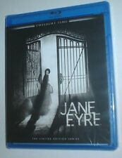 JANE EYRE BLU-RAY, NEW & SEALED, LIMITED EDITION (3000 UNITS), A CLASSIC FILM