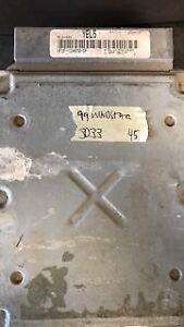 1999 Ford Windstar ecm ecu computer XF2F-12A650-DF