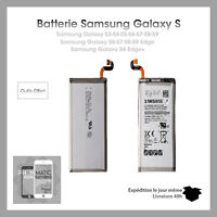 Batterie Samsung Galaxy S3/S4/S5/S6/S7/S8/S9 Edge Plus Mini Neo Note 5/ 8- Neuve