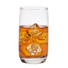 SET of 4-pc Luminarc 'Marvelous' 12 Oz Crystal-Clear Highball Water Glasses