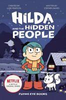 Hilda and the Hidden People, Paperback by Pearson, Luke (CRT); Davies, Stephe...
