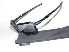 Oakley Triggerman Matte Black Sonnenbrille Garage Bull Splice Plate Cell Moon
