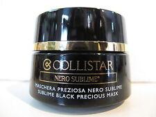 COLLISTAR - NERO SUBLIME - maschera preziosa 50ml.
