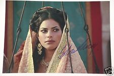 Sarita Choudhury Signed Kama Sutra Photo Autograph/autograph in person