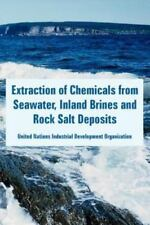 Extraction of Chemicals from Seawater, Inland Brines and Rock Salt Deposits (Pap