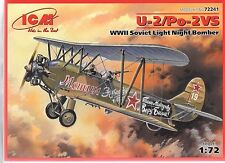 ICM U-2, Po-2VS, WWIISoviet Light Night Bomber in 1/72 241