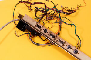 REVOX A77 Reel 4 Tracks Parts Repair - Capstan Motor Full Working 9.5 / 19