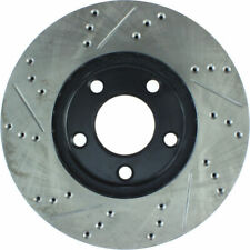 Front Left Brake Rotor For 1994-2004 Ford Mustang 1997 1995 1996 1998 Centric