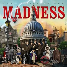 MADNESS CAN'T TOUCH US NOW CD **Free UK P&P**
