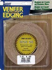 "Cloverdale Band-It 7/8"" x 25', Walnut, Wood Veneer Edgebanding"