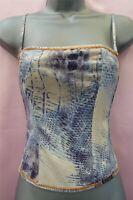 Sloggi SLW Wild Jeans CRS Boned body Animal Print 34