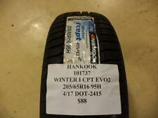 HANKOOK WINTER I CPT EVO2 205 65 16 95H BRAND NEW TIRE 101737