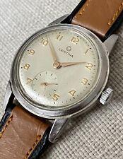 Vintage Watch Certina Cal 23-30