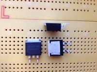 54A 30V N-Channel MOSFET Transistor FDB8880 D2PAK Multi Qty