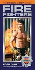 Firefighters Slim Diary 2020 NEW