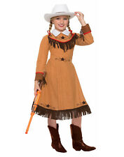 Western Texas Rosie Girls Child Country Cutie Cowgirl Costume