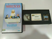 Sirenas Cher Winona Ryder - VHS Cinta Español 2T