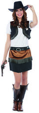 Wild West costume pour femme taille 38 Cow-Girl Western HALLOWEEN CARNAVAL 13226