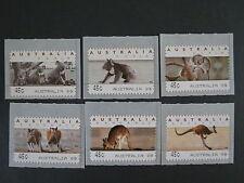 Australie 1999   KANGAROE KOALA postfris/mnh