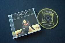 THE CELL RARE SOUNDTRACK CD! HOWARD SHORE JENNIFER LOPEZ